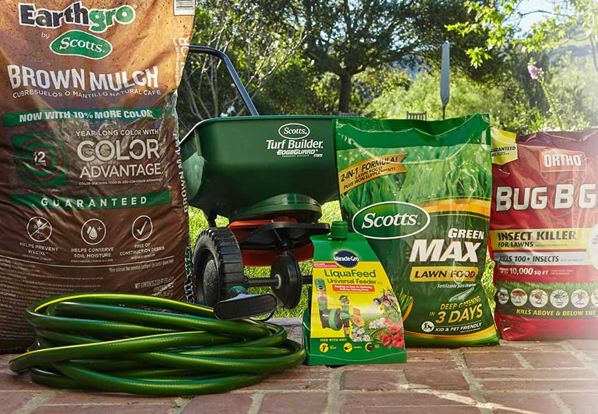 scotts miracle gro products