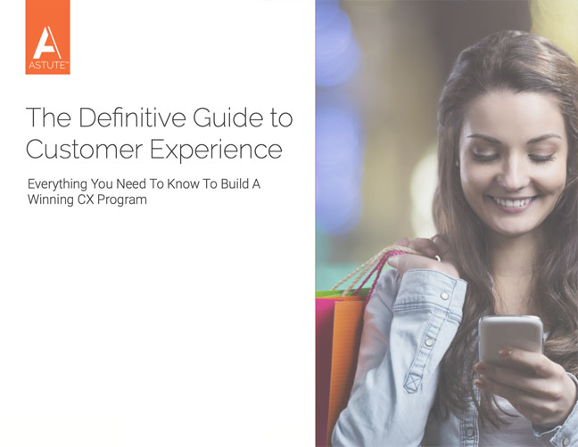 Thumbnail for Definitive Guide to Customer Experience.