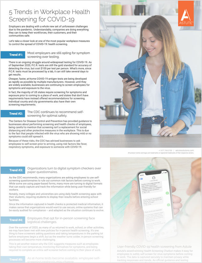 5 Trends in Workplace Health Screening for COVID-19 thumbnail