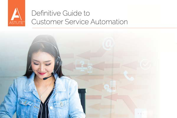 definitive guide to customer service automation